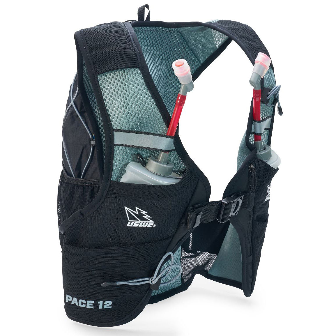 Picture of USWE Pace 12 Vest - black/grey