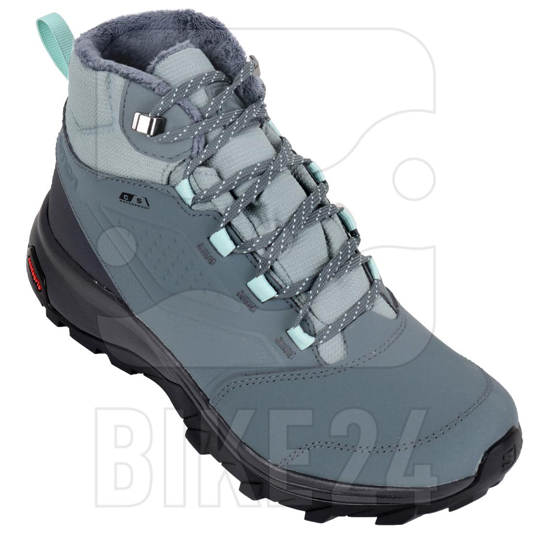 Salomon Yalta TS CSWP Zapatos de invierno para mujeres - le/stormy wea/icy
