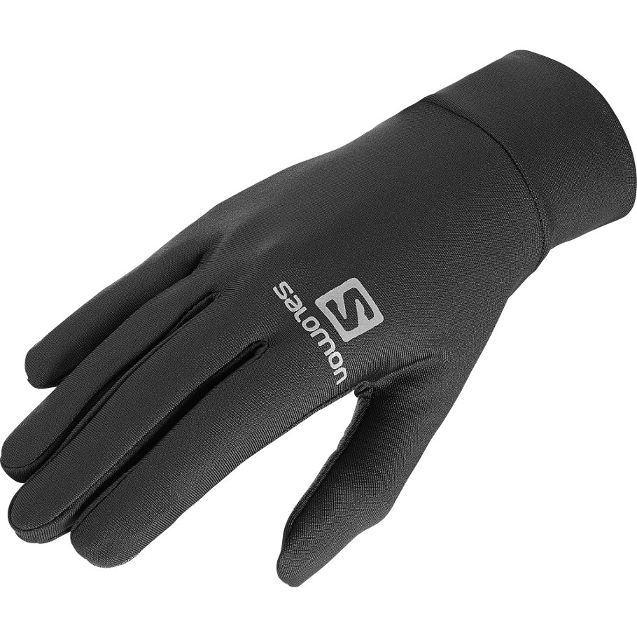 Produktbild von Salomon Agile Warm Handschuh - black