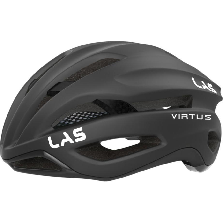 LAS Virtus Carbon Helm - Matt Black/Carbon