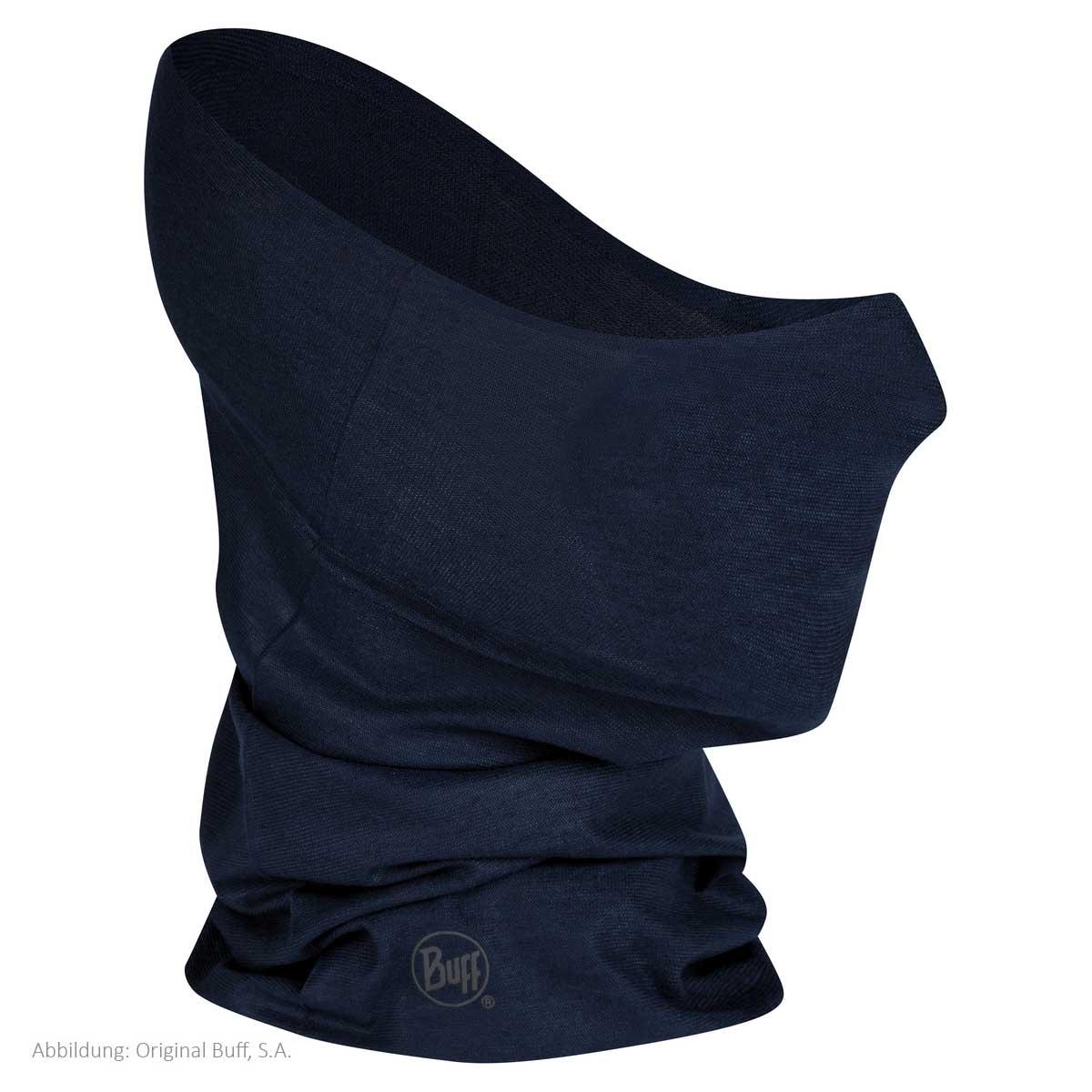 Buff® Filter Tube Facial Mask - Solid Night Blue