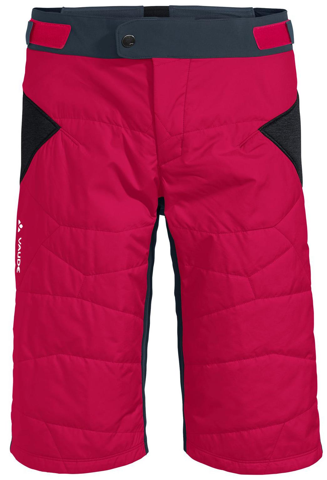Vaude Minaki Shorts III Unisex - cranberry/steelblue