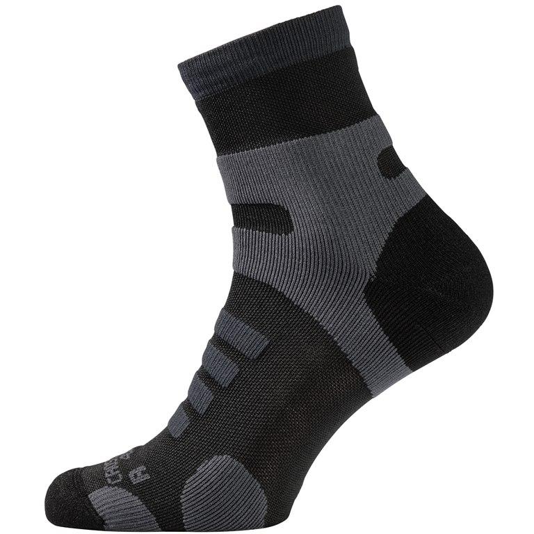 Jack Wolfskin Cross Trail Classic Cut Socken - black