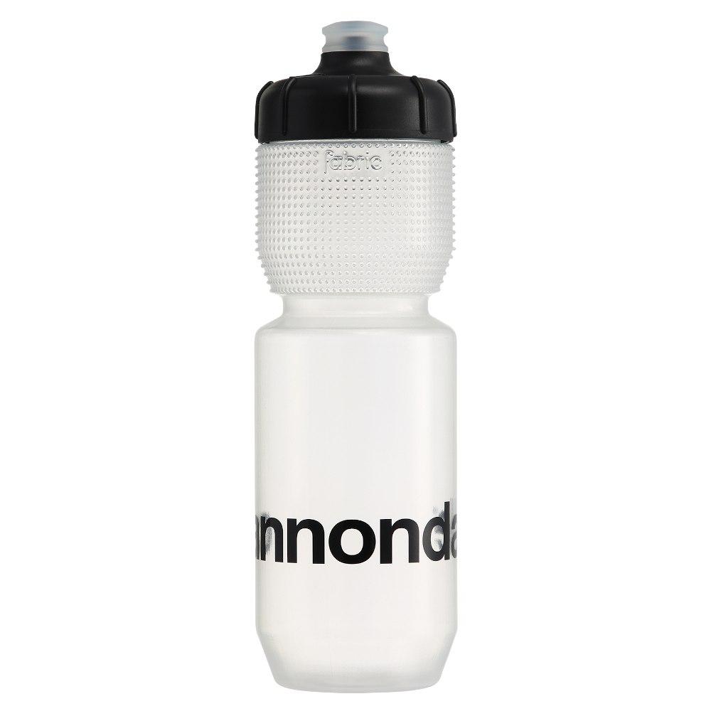 Cannondale Gripper Logo Bottle 750ml - clear
