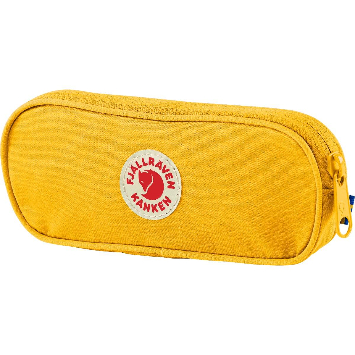 Fjällräven Kanken Pen Case - warm yellow