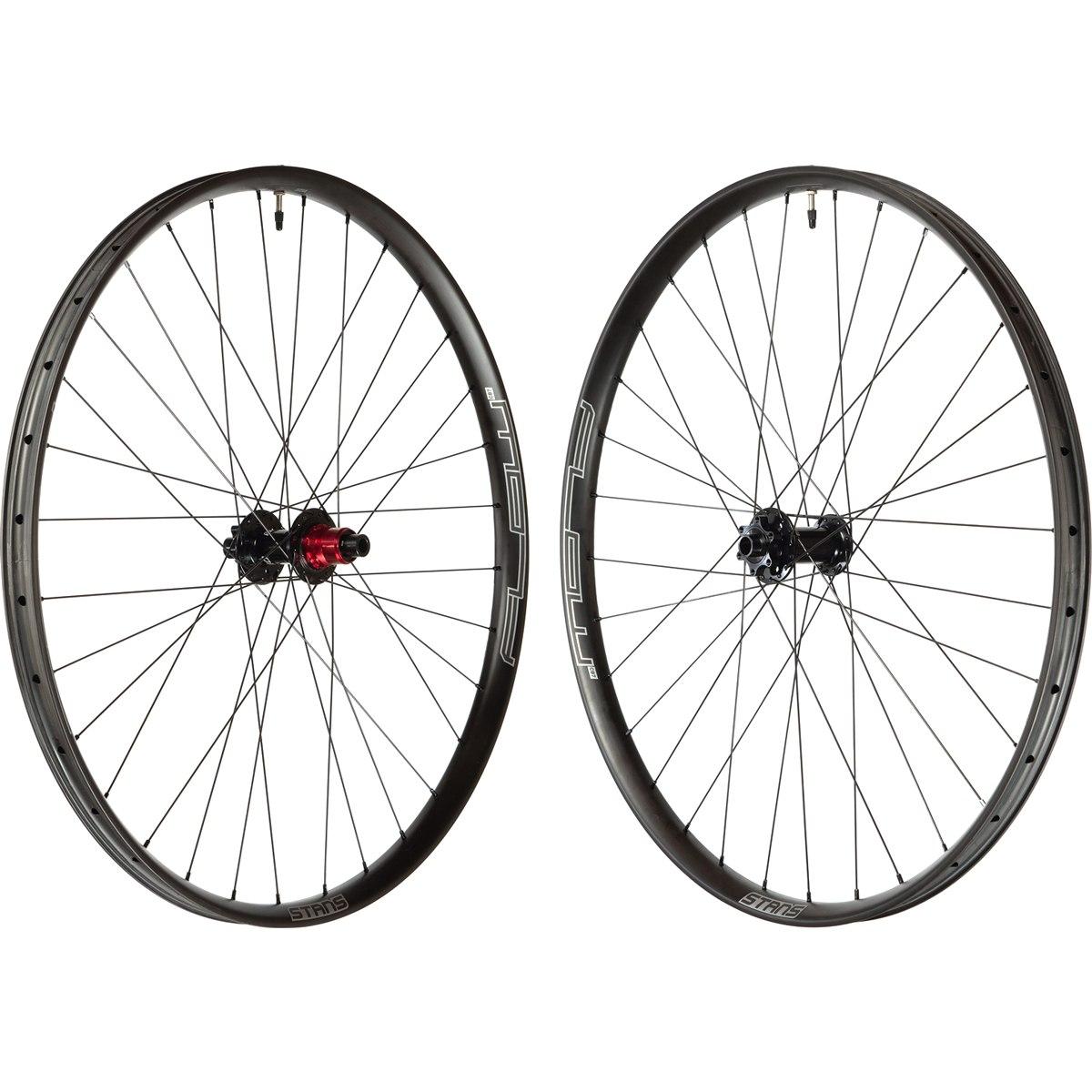 Stan's NoTubes ZTR Flow CB7 29 Inch Neo Wheelset - FW: 15x110mm | RW: 12x148mm Boost - SRAM XD