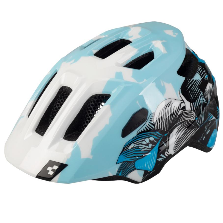 CUBE Helmet TALOK - white