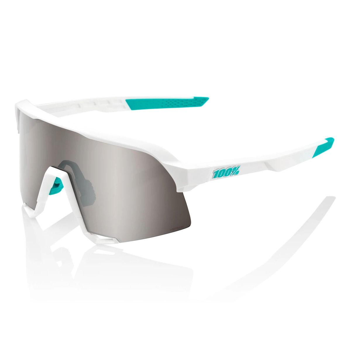 100% S3 HiPER Mirror Gafas - BORA-hansgrohe Special Edition - Team White