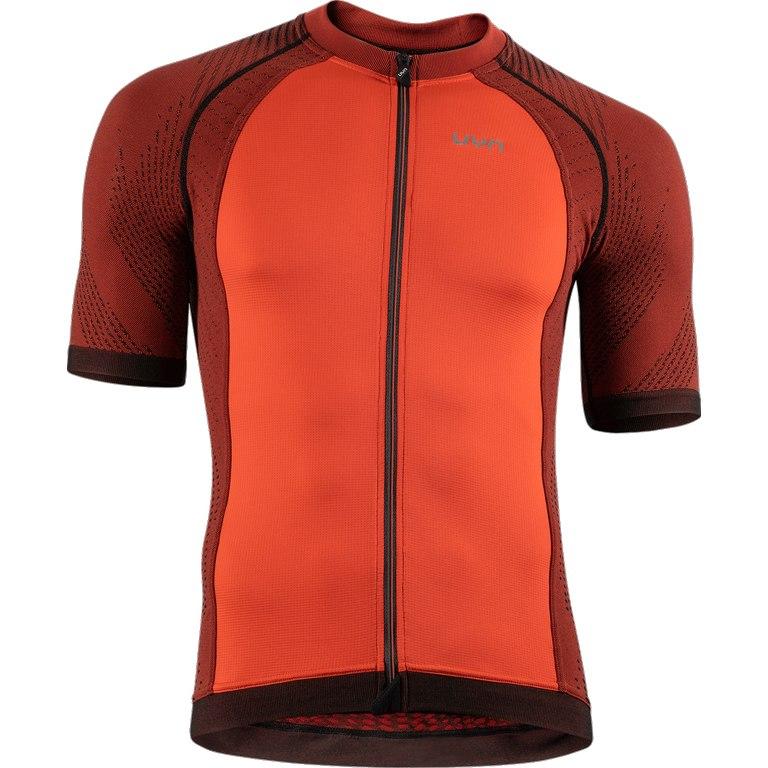 UYN Activyon Hybrid Biking Herren Kurzärmliges Shirt - Poppy red