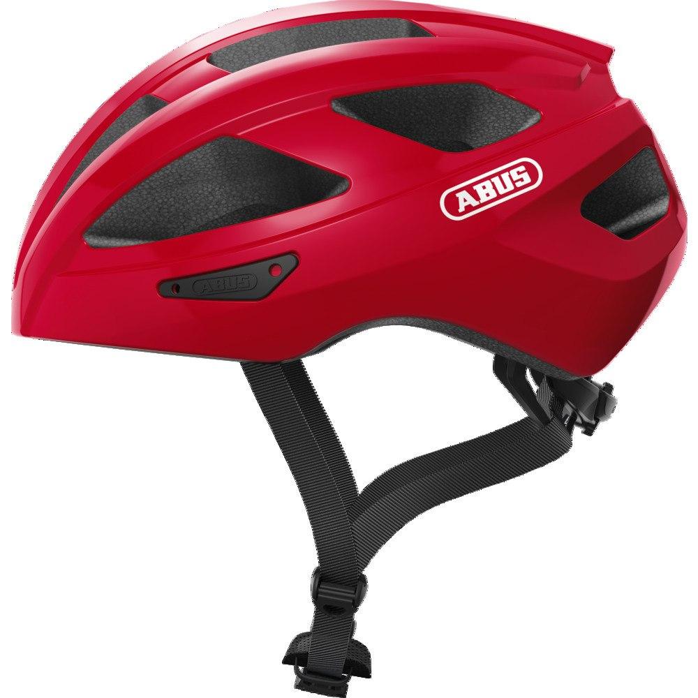 ABUS Macator Helmet - blaze red
