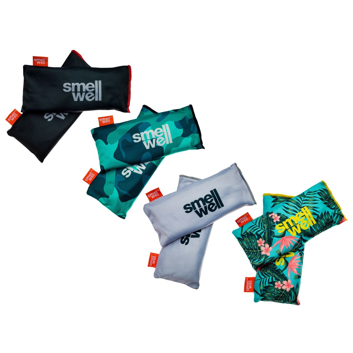 SmellWell Active XL - 2x Shoe / Textile Freshener
