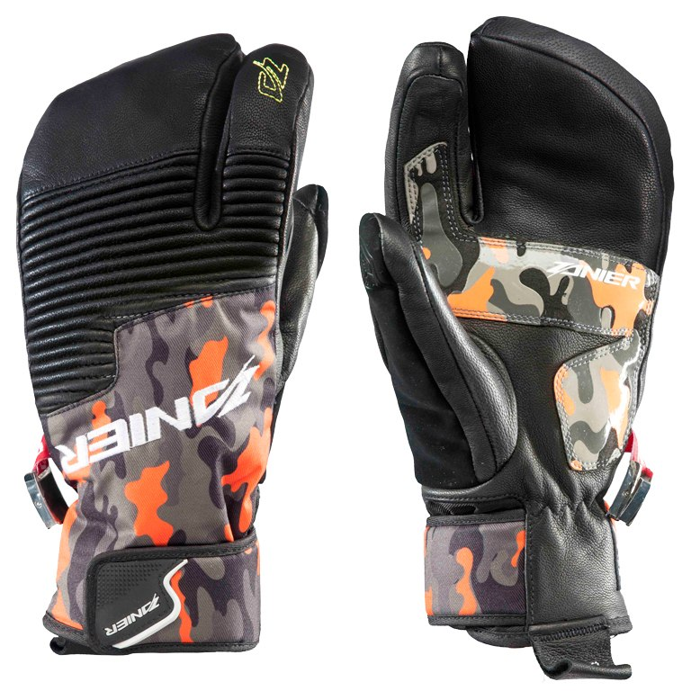 Zanier Evolution.XZX Lobster Gloves - 1500 camo