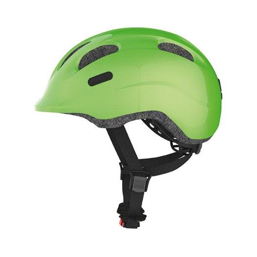 ABUS Smiley 2.0 Casco - sparkling green