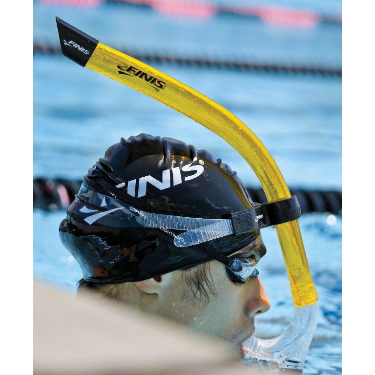 Image of FINIS, Inc. Swimmer's Snorkel Cardio Cap