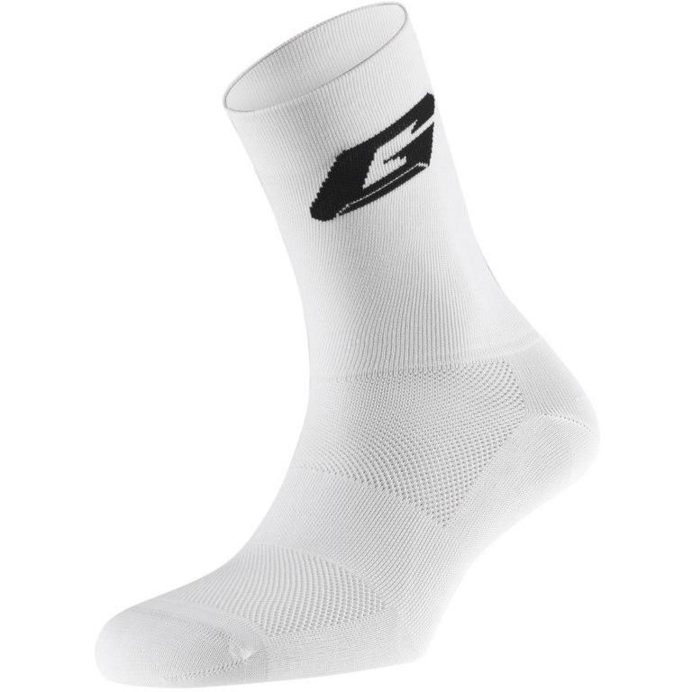 Gaerne G.Professional Long Socks - White Black