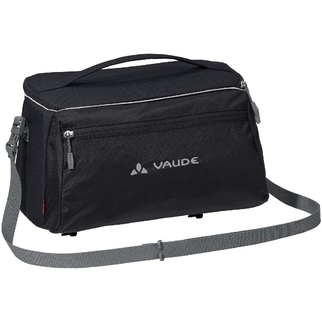 Bild von Vaude Road Master Shopper Fahrradtasche - schwarz uni