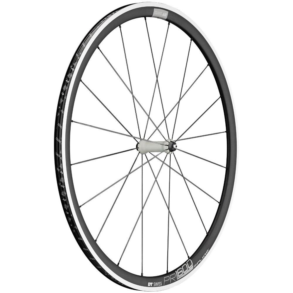 DT Swiss PR 1600 SPLINE 32 - Front Wheel - Clincher - QR