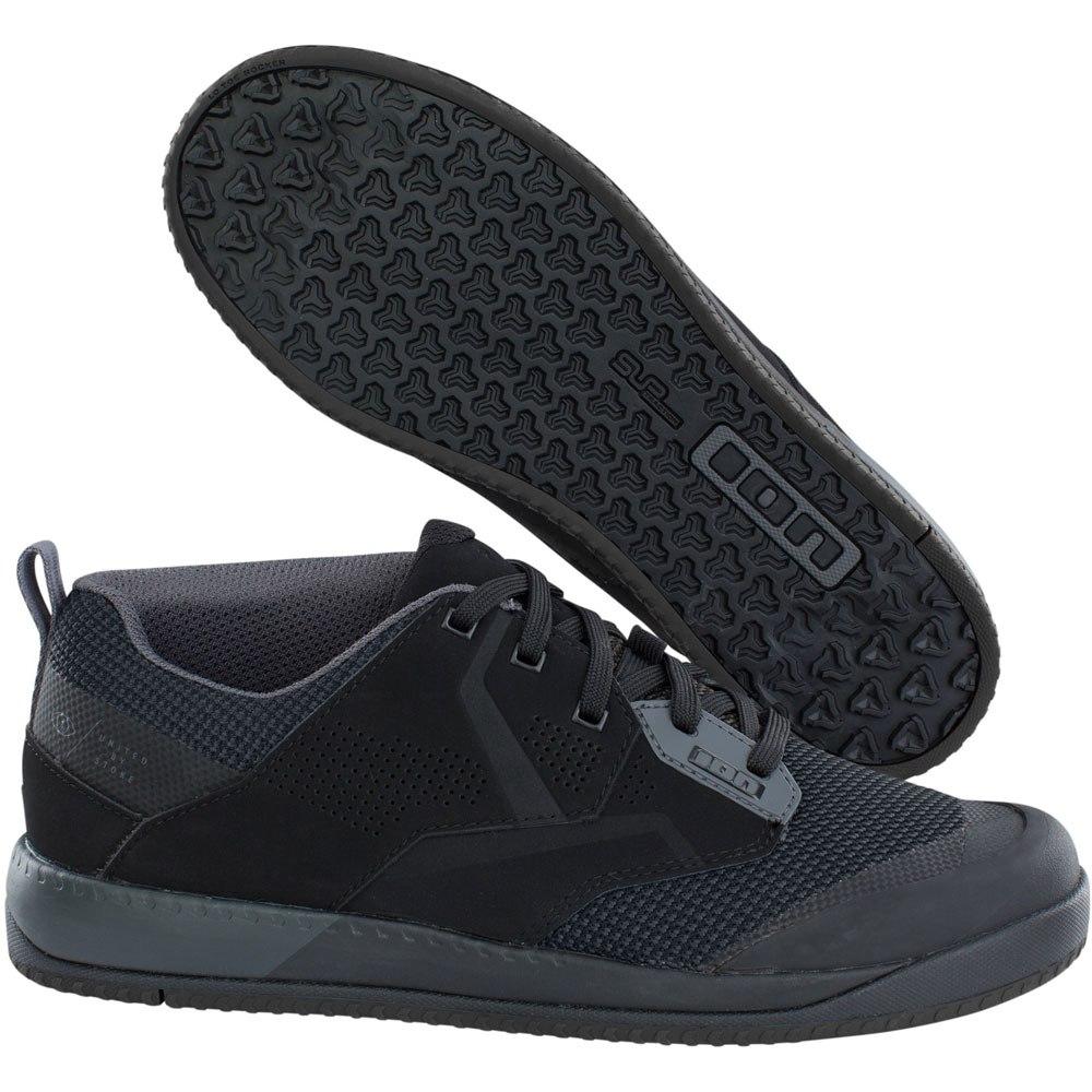 ION Bike Shoes Scrub Amp for MTB - Black