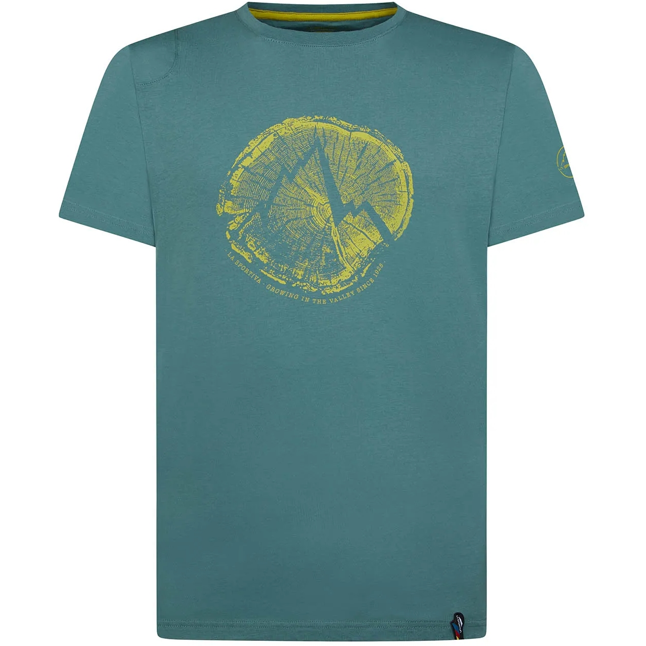 La Sportiva Cross Section T-Shirt - Pine