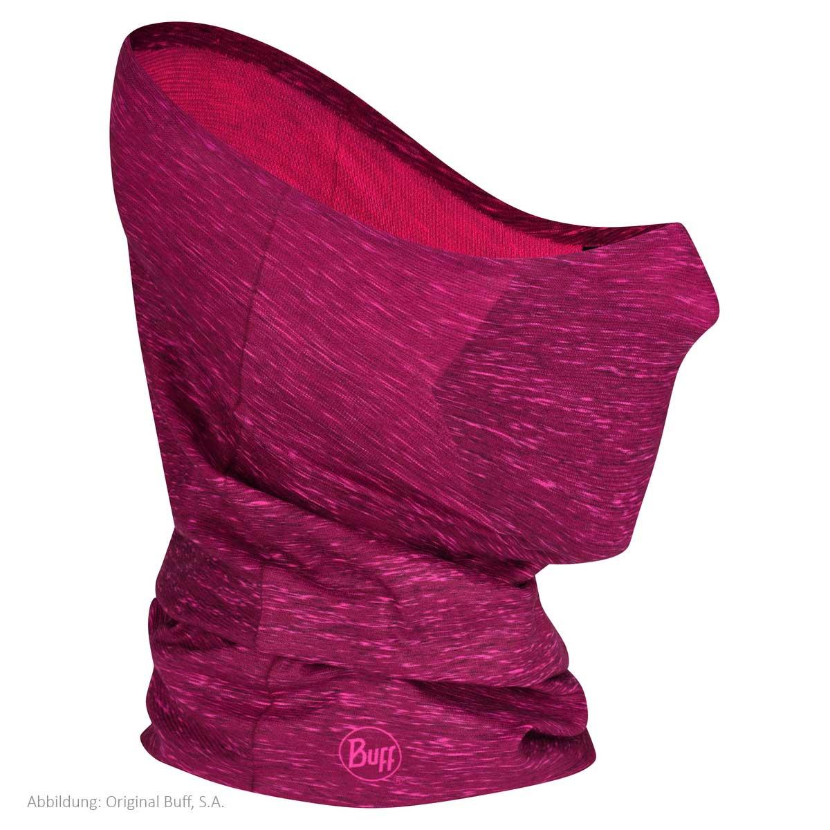 Buff® Filter Tube Facial Mask - Pump Pink Htr