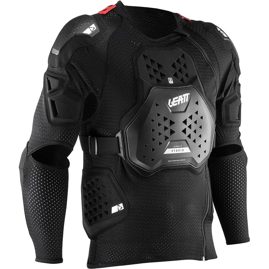 Leatt Body Protector 3DF AirFit Hybrid - black