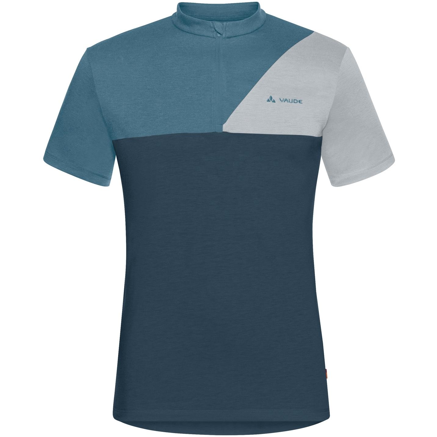 Vaude Tremalzo Shirt IV - steelblue