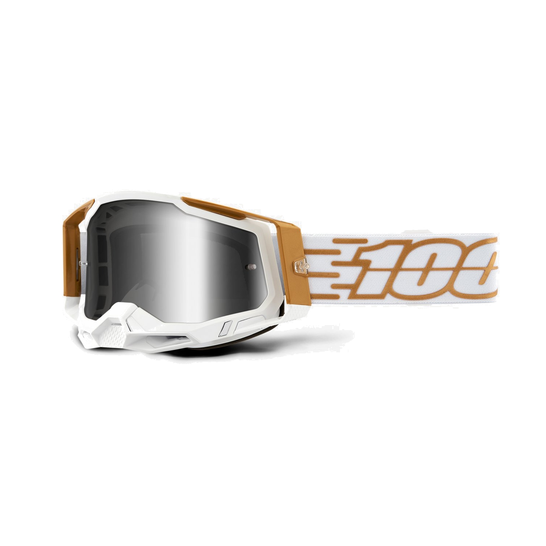 100% Racecraft 2 Goggle Mirror Lens Gafas - Mayfair