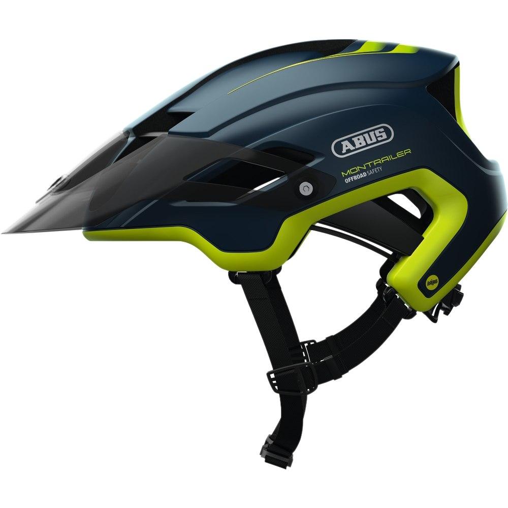 ABUS MonTrailer Mips Helmet - midnight blue