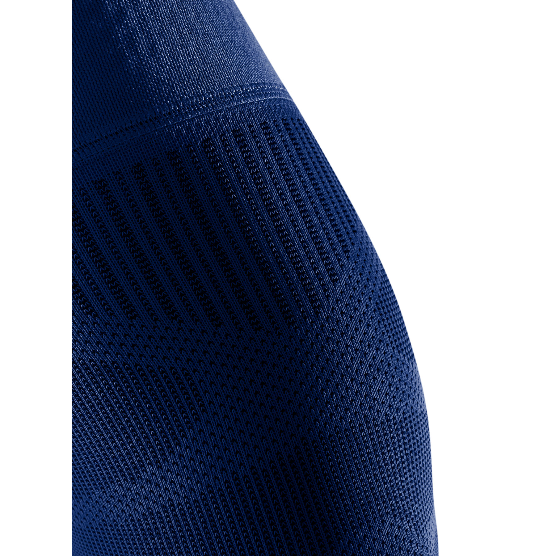 Image of Bauerfeind Sports Compression Knee Support - navy