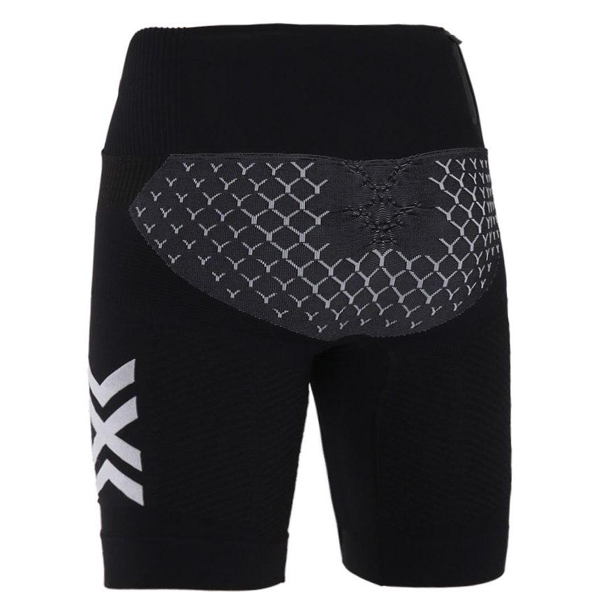Bild von X-Bionic TWYCE 4.0 Run Shorts Laufhose für Herren - opal black/arctic white