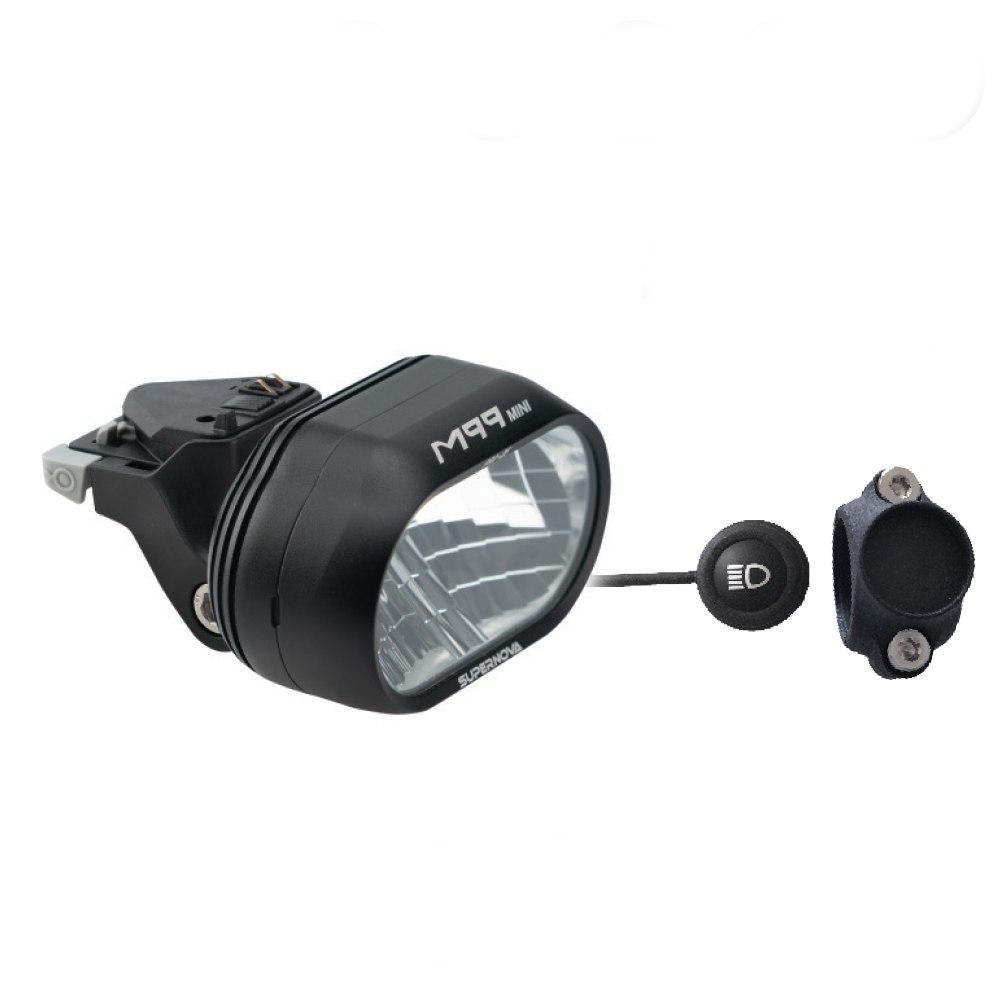 Supernova M99 Mini PRO MonkeyLink E-Bike Front Light - E 25