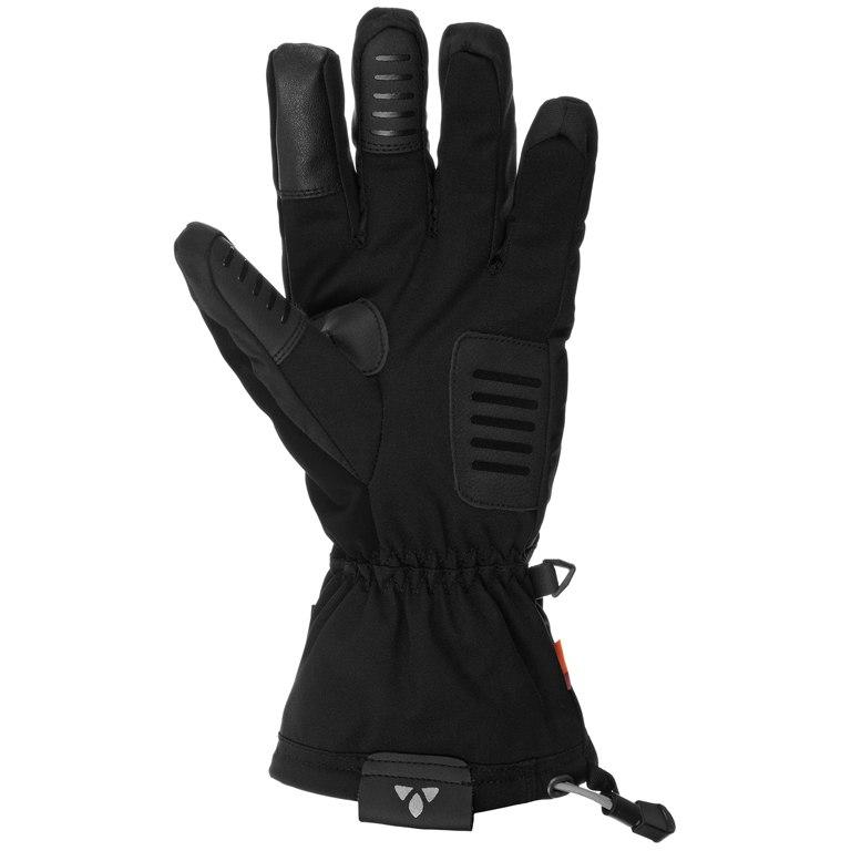 Bild von Vaude Tura II Vollfinger-Handschuhe - schwarz