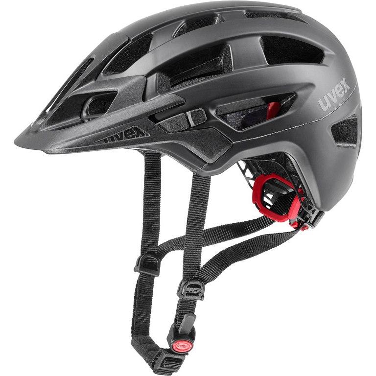 Uvex finale 2.0 Helmet - black mat