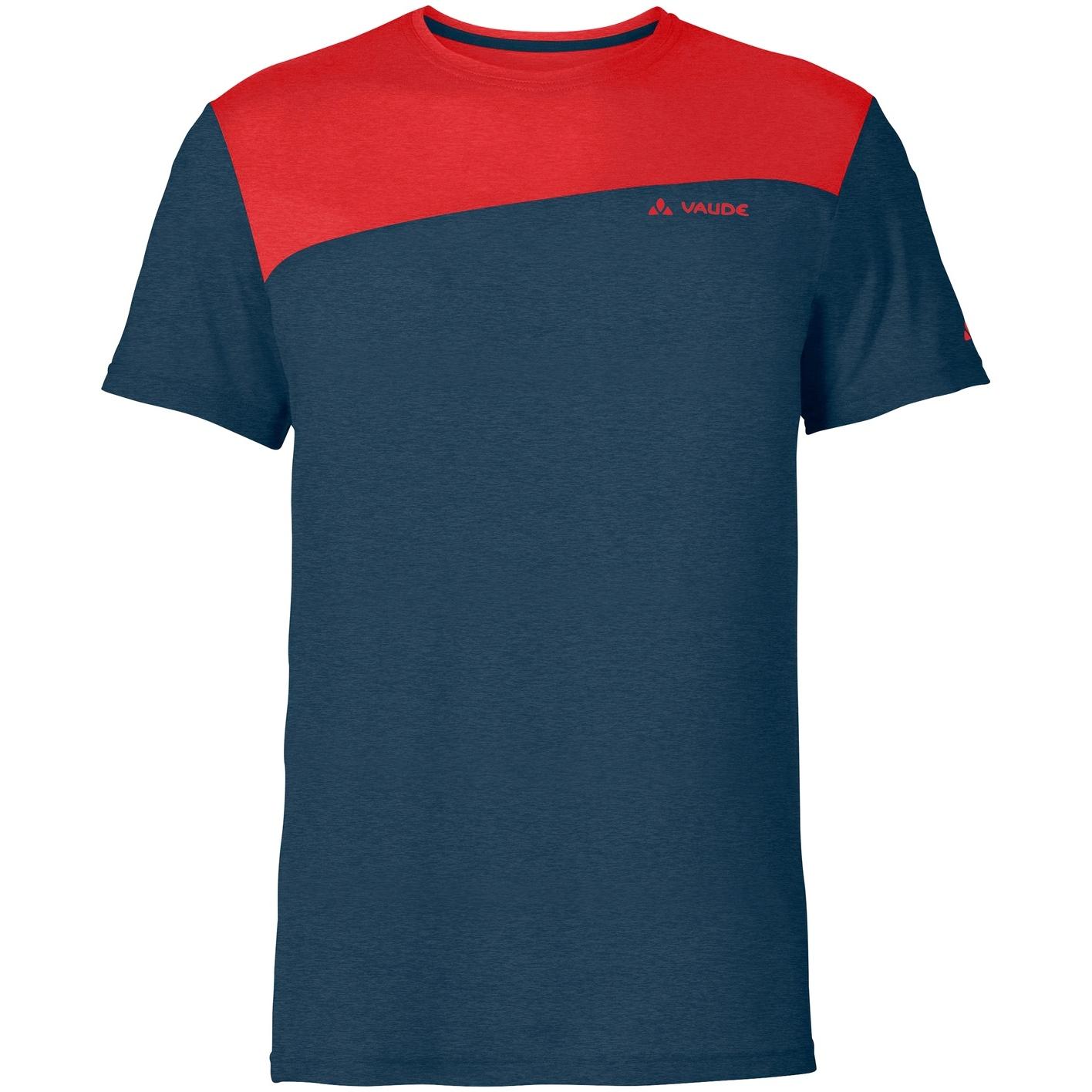 Vaude Sveit T-Shirt - mars red