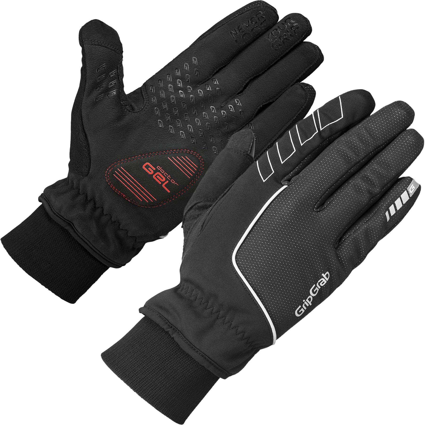 GripGrab Windster Windproof Winter Glove - Black