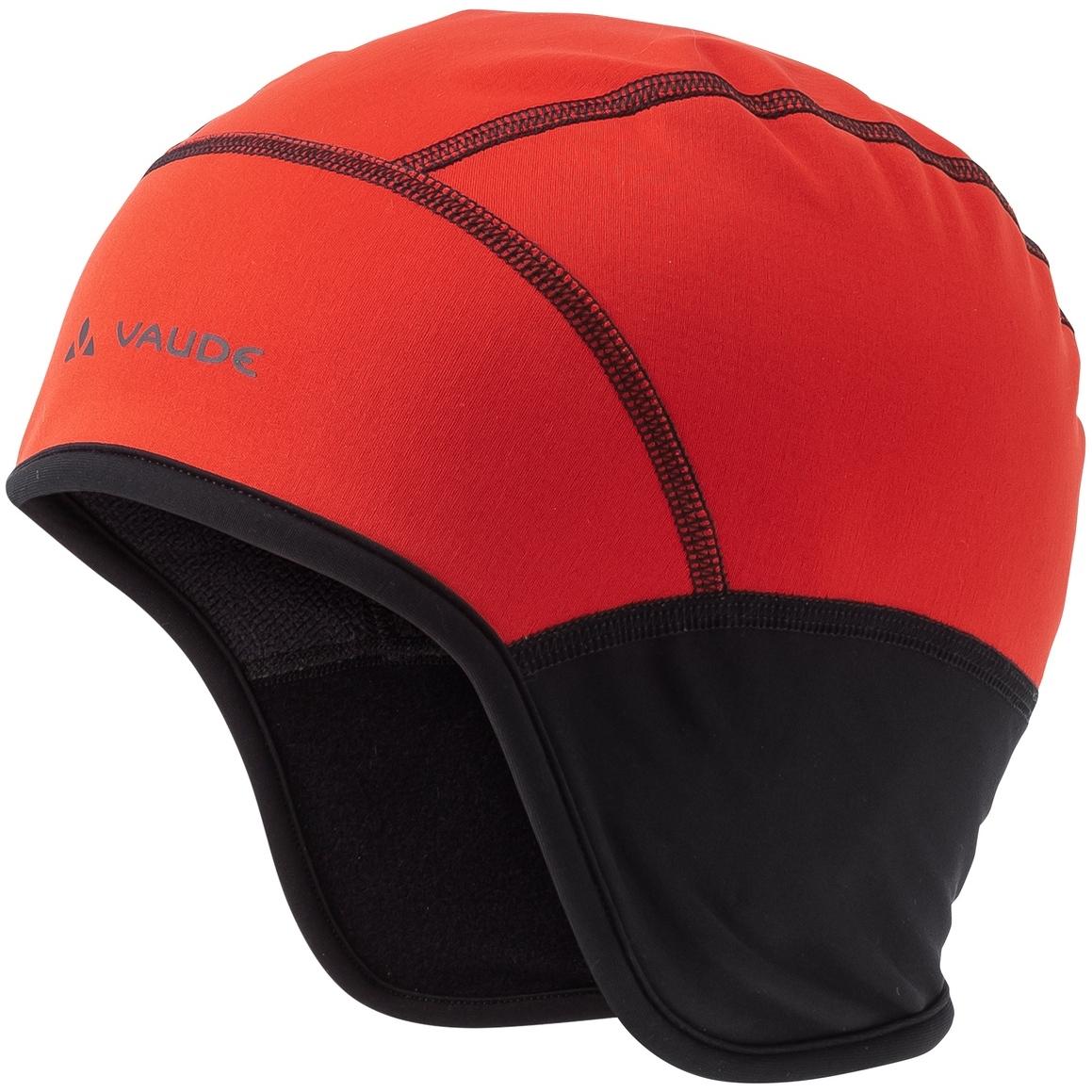 Vaude Bike Windproof Cap III Unterhelm - mars red