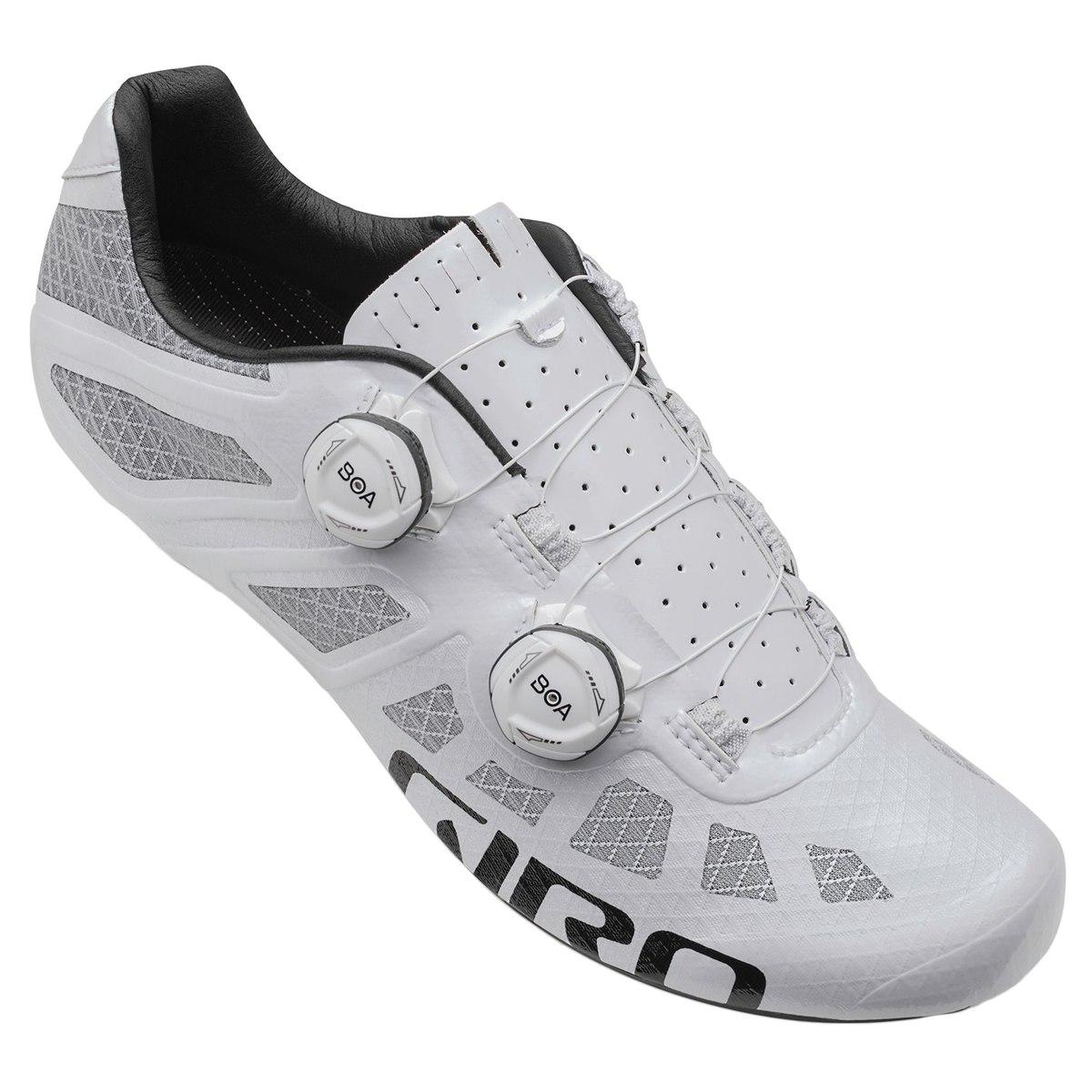 Giro Imperial Rennradschuh - white