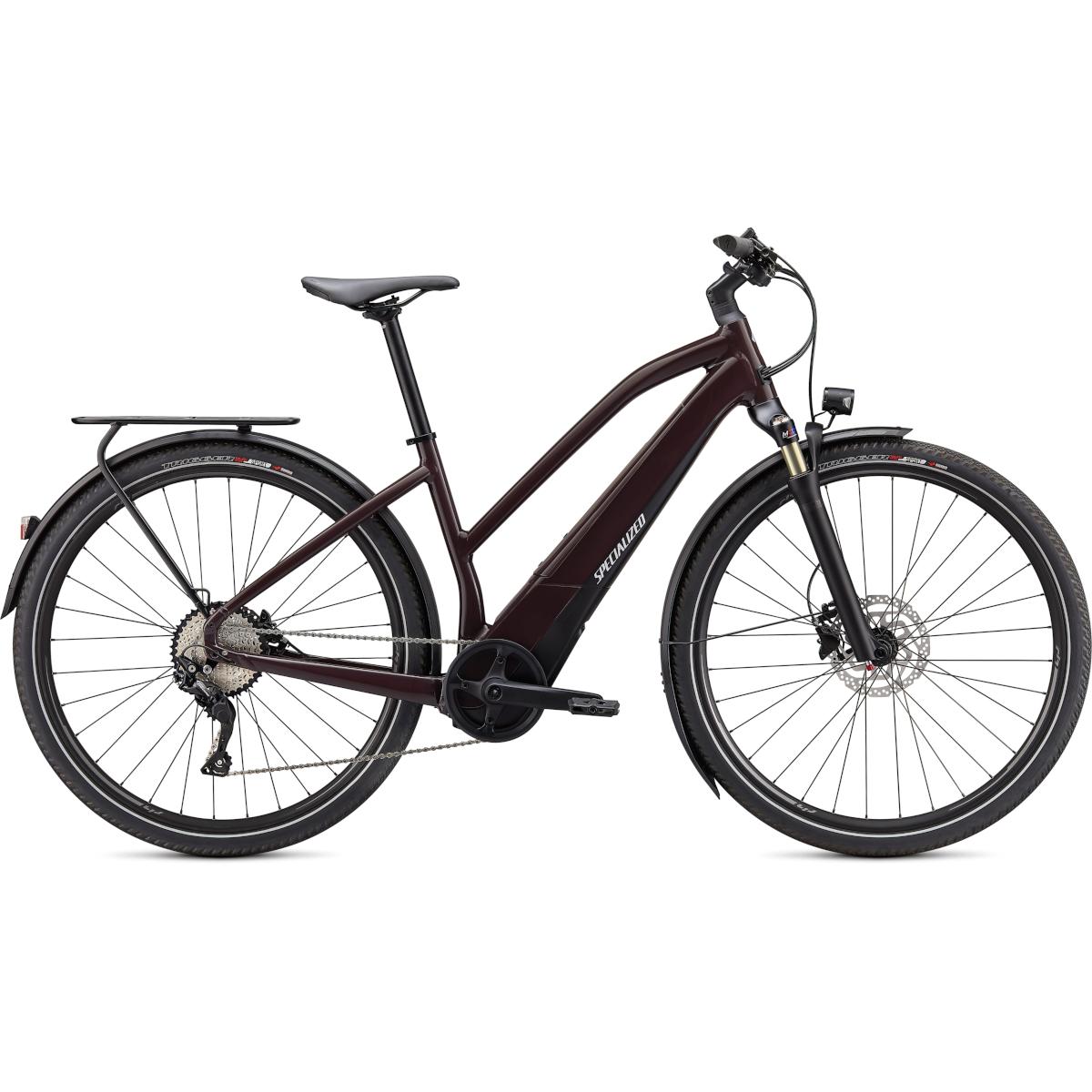 Specialized TURBO VADO 4.0 Step-Through E-Bike - 2021 - cast umber / black / liquid silver