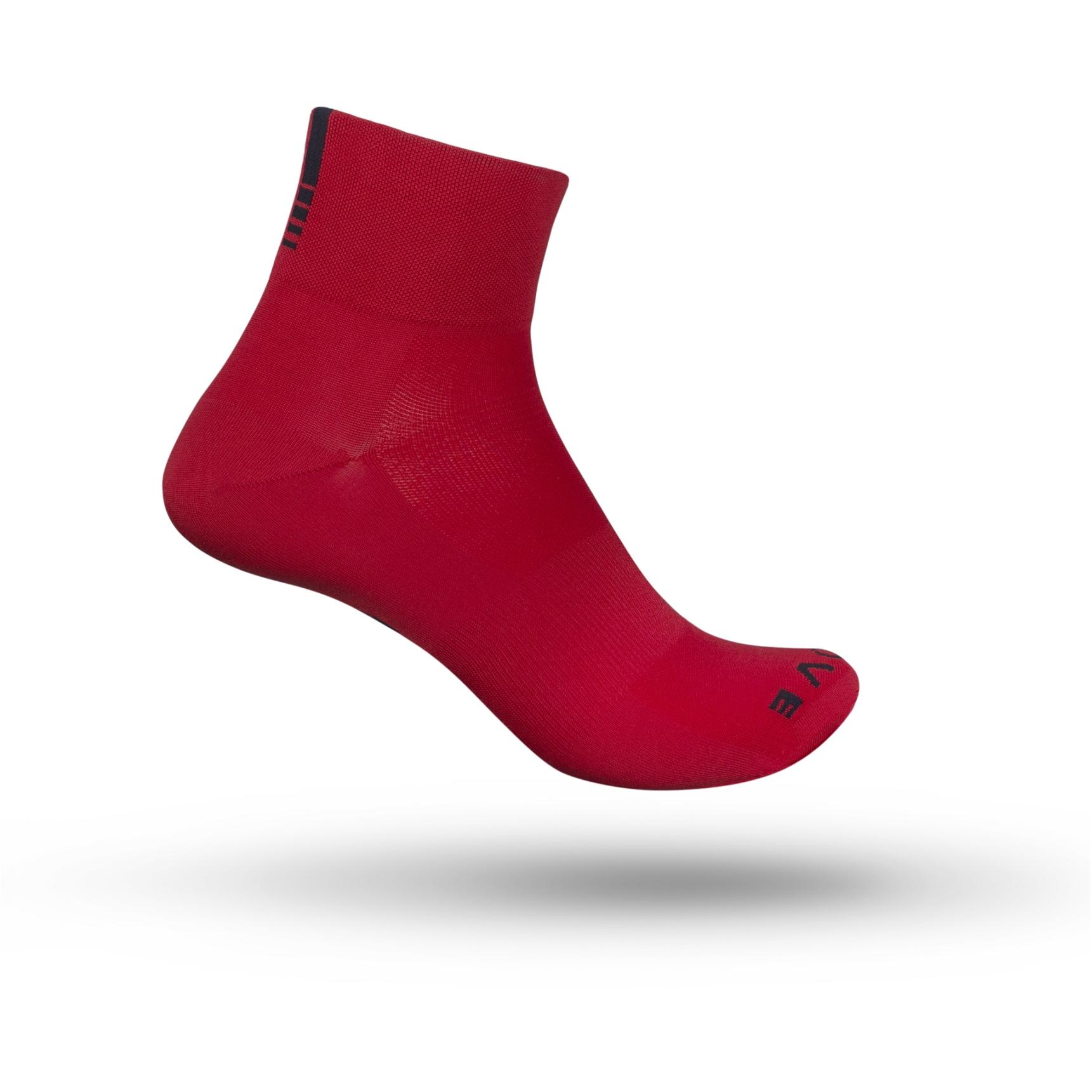 GripGrab Lightweight SL Short Sock - Red