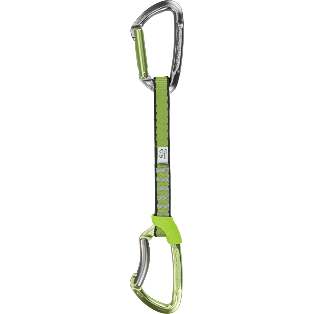 Image of Climbing Technology Lime Set NY Quickdraw 17cm
