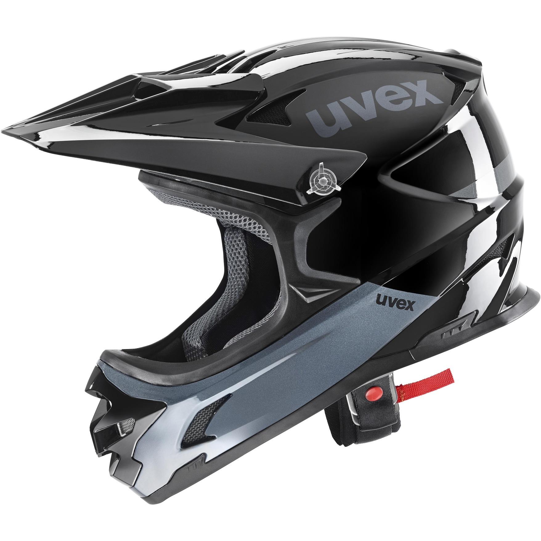 Uvex hlmt 10 bike Helmet - black grey