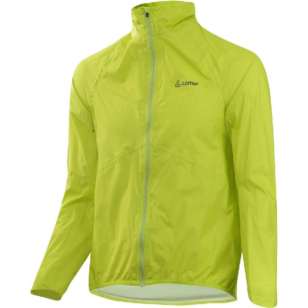Löffler Bike Jacke WPM Pocket 23479 - light green 330