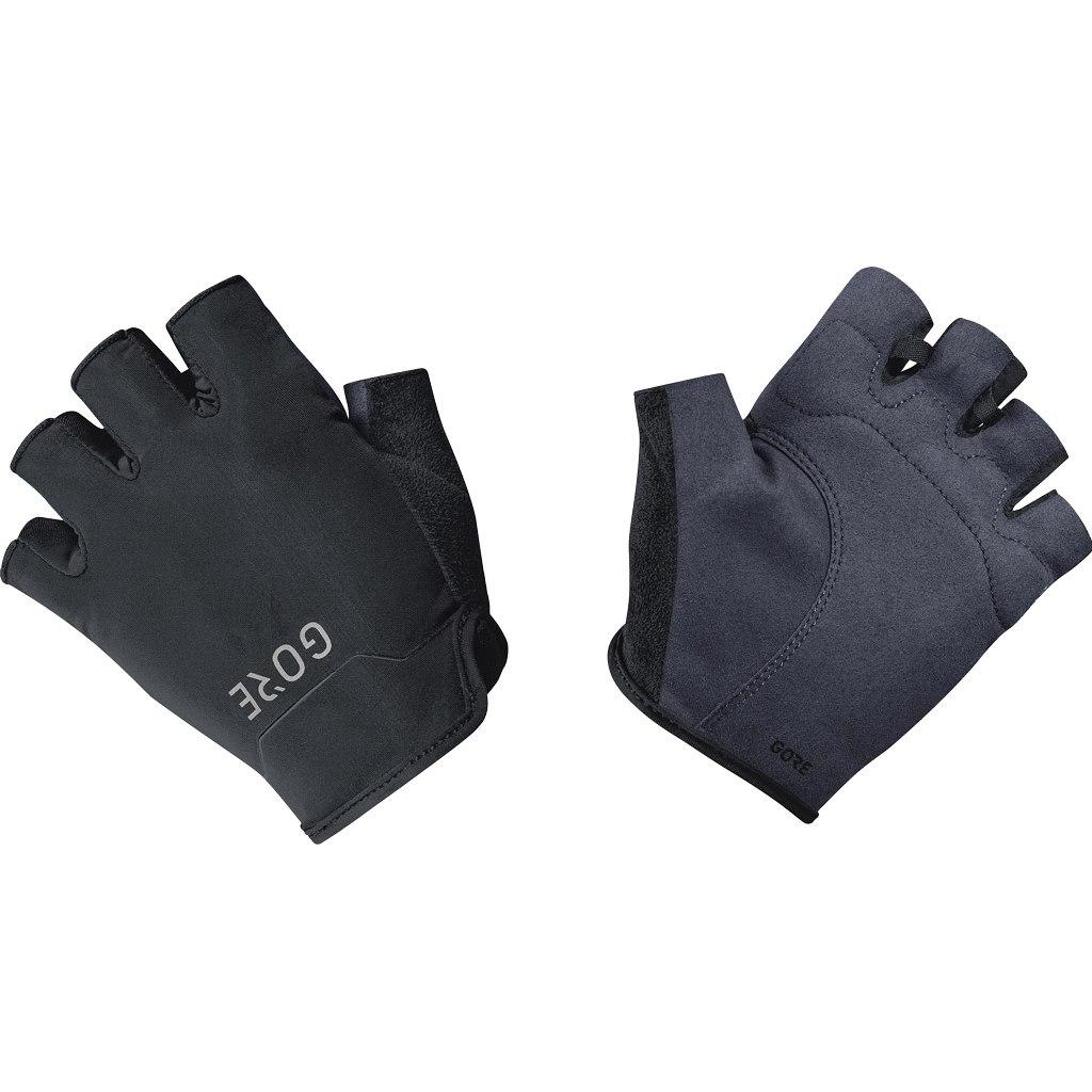 GORE Wear C3 Short Finger Gloves - black 9900