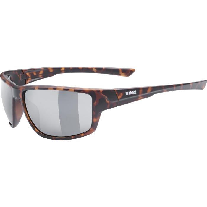 Uvex sportstyle 230 Glasses - havanna mat/litemirror silver