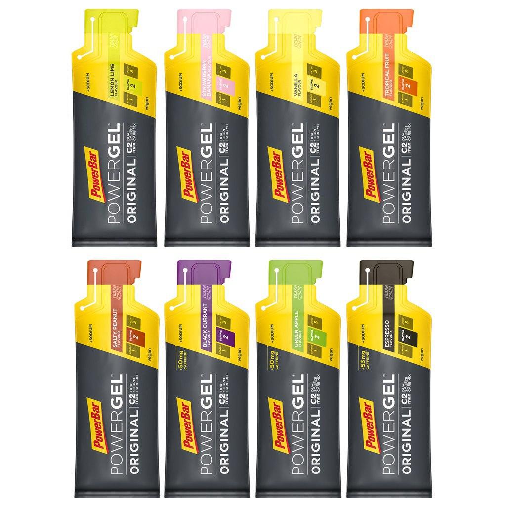 Produktbild von PowerBar PowerGel Original mit Kohlenhydraten - 41g