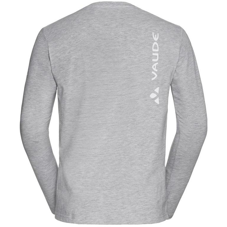 Bild von Vaude Brand LS Shirt - grey/melange