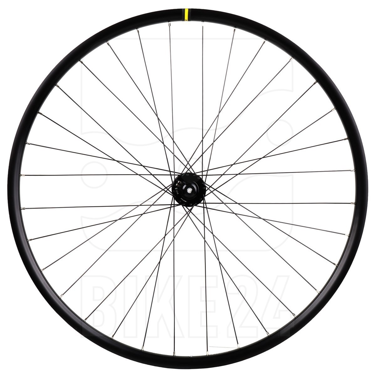 Image of Shutter Precision   Mavic - PL-8   XC 321 - 28 / 29 Inches Front Wheel with Hub Dynamo - Centerlock - QR