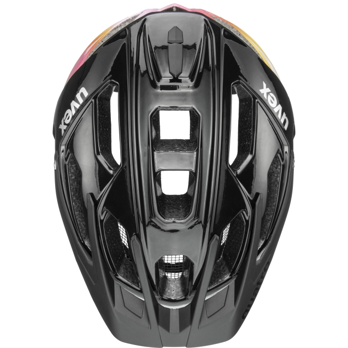 Bild von Uvex quatro Helm - future black
