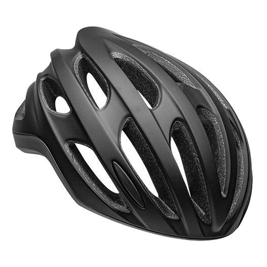 Image of Bell Formula Helmet - matte/gloss black/gray