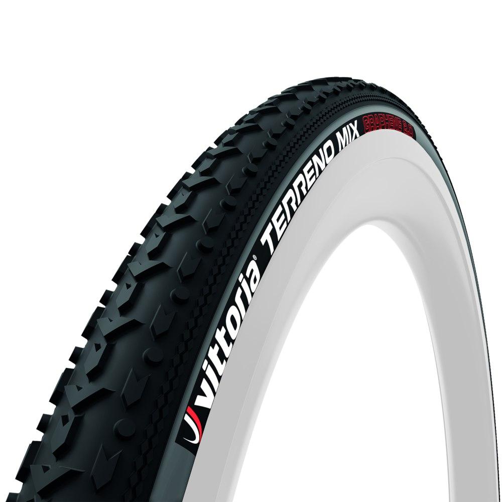 Vittoria Terreno Mix G2.0 TNT Folding Tire - black / anthracite - ETRTO 40-622